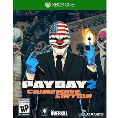 Payday 2 Crimewave  XOne