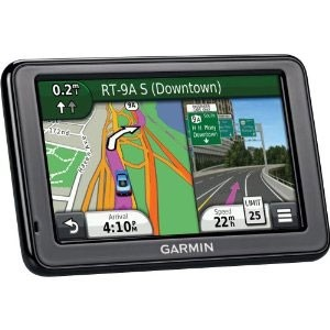 nuvi 2495LMT 4.3` GPS Navigation System with Lifetime Map and Traffic Updates