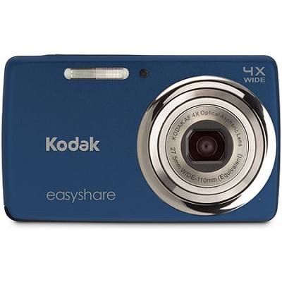 EasyShare M532 14MP Blue Digital Camera