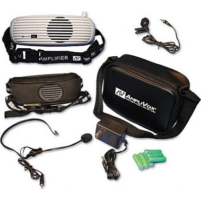 S207 - BeltBlaster PRO Personal Waistband Amplifier, 5 Watts, 1 1/2 lb