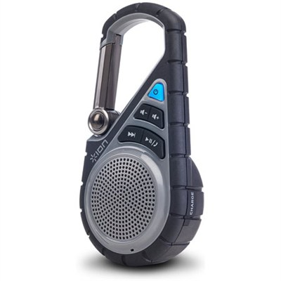 Audio Clipster Active Bluetooth Clip-On Outdoor Speaker - ISP34