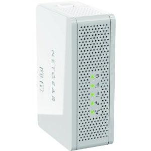Universal Dual Band Wi-Fi Range Extender - Wall-Plug Edition - OPEN BOX