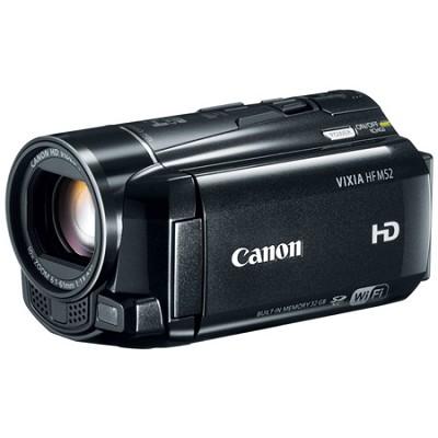 VIXIA HF M52 HD 32GB Flash Memory Camcorder