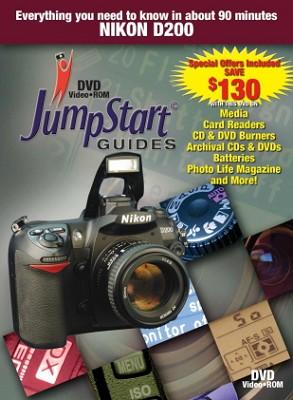 DVD JumpStart Guide for Nikon D200 (Sensible special)