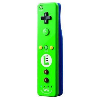 Luigi Wii Remote Plus - RVLAPNM1