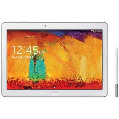Galaxy Note 10.1 Tablet - 2014 Edition (32GB, WiFi, White)