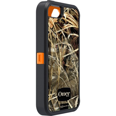 Defender Case for iPhone 5 w/ Realtree Camo (Max 4HD Blazed)