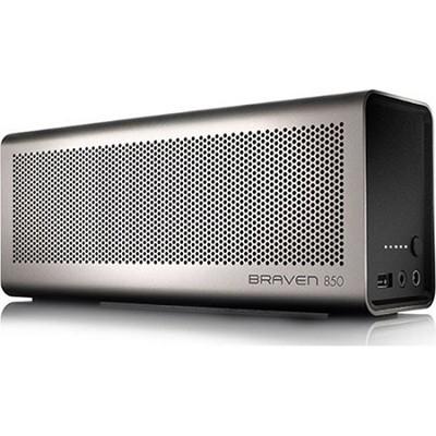 850 Speaker System - 20 W RMS Wireless Speakers, USB, iPod Compatible - B850SBA