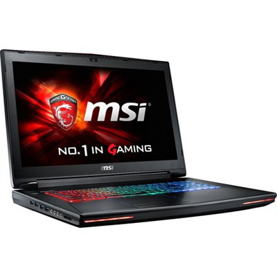 GT Series GT72S Dominator Pro G-219 17.3` Intel i7-6820HK Gaming Laptop Computer