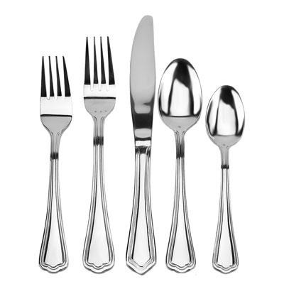 20pc Harper Flatware Set
