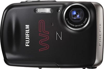 FINEPIX Z33WP 10 MP Digital Camera (Black)