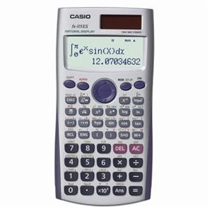 FX-115ES Advanced Scientific Calculator with 2-Line Natural Textbook Display