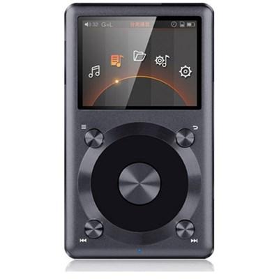X3-II High Resolution Lossless Music Player Titanium