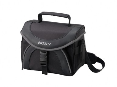 LCS-X20 Soft Carrying Case for Cameras and Camcorders