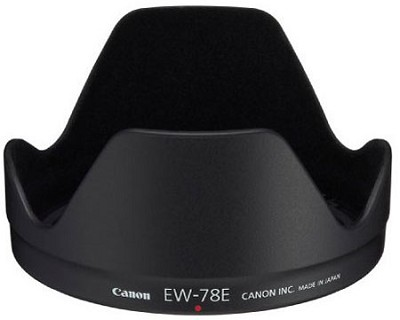EW-78E Lens Hood for Canon 15-85 f/3.5-5.6 IS USM