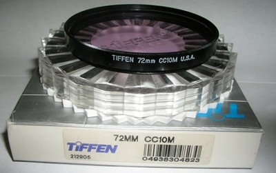 72mm CC10M Filter