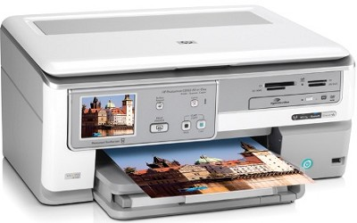 Photosmart C8180 All In One Printer