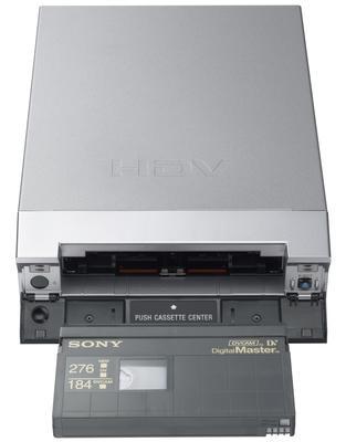 HVR-M15U COMPACT HDV 1080i VTR