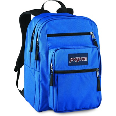 Big Student Backpack - Blue Streak (TDN7)