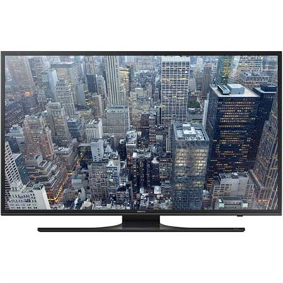 UN40JU6500 - 40-Inch 4K Ultra HD Smart LED HDTV - OPEN BOX