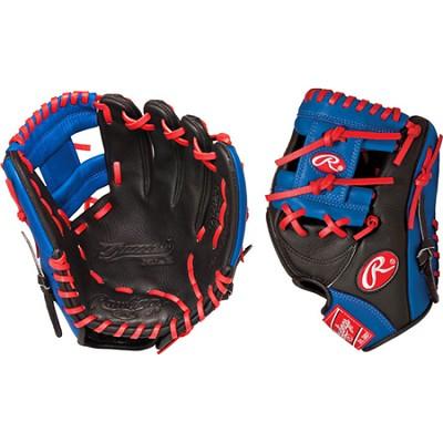 11.5 inch Pro Taper Gamer XLE Infielders Baseball Glove; Left Hand Throw