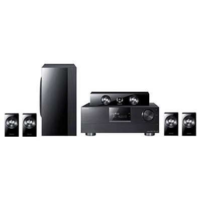 HW-D650S - Home Theater Receiver 1000 Watt System 5.1 Channel