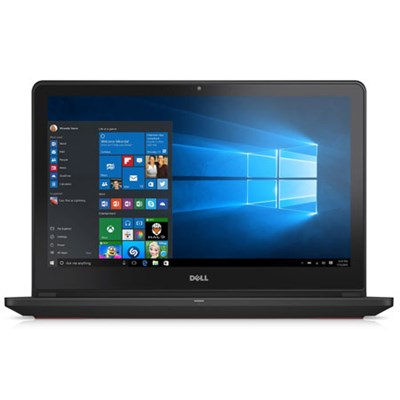 Inspiron 15 7000 15-7559 Intel Quad-Core i7-6700HQ 15.6` Touch Notebook - Gray