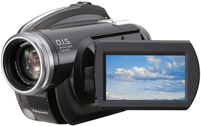 VDR-D230 DVD Camcorder With 32x Optical Zoom, 2.7` LCD Screen