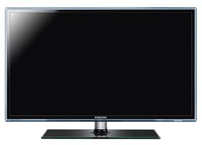 UN40D6500 40` 3D LED HDTV 1080p 120hz Wifi Built In