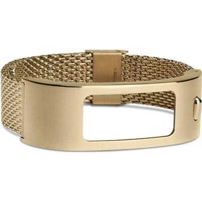 Vivofit Gold Mesh Wristband - 010-12149-30