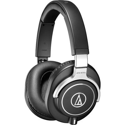 ATH-M70x Professional Monitor Headphones - Black