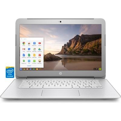 14-ak040nr 14.0` HD Chromebook - Intel Celeron N2840 Processor - OPEN BOX