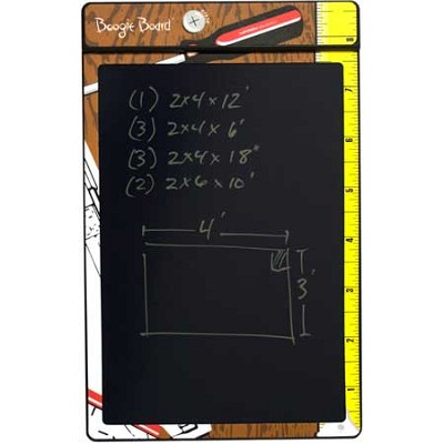 8.5-Inch LCD Writing Tablet, Shop Notes
