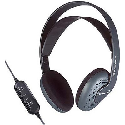 DT 131 TV Stereo Headphones - 449679