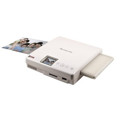 Zero Ink PANPRINT01 Portable Photo Color Printer (5 sheets photo paper included)