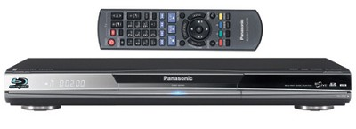 DMP-BD80k - Blu-ray Disc High-definition Player