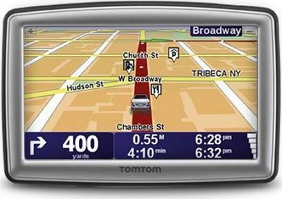 TomTom XXL 530S 5 inch TouchScreen Auto Nav Portable GPS - OPEN BOX