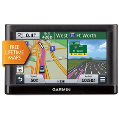 nuvi 56LM Essential Series GPS Navigator with Lifetime Maps 5` Display