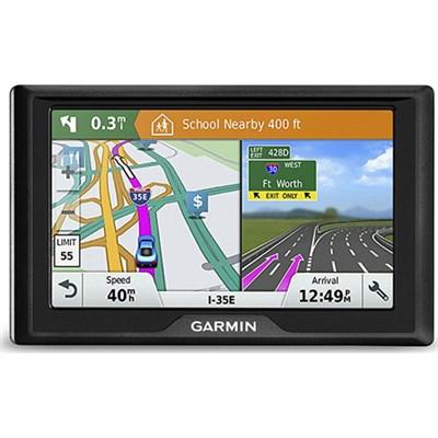 Drive 61 LM GPS w Driver Alerts - USA w/ 1 Year Warranty - Certified Refurbished