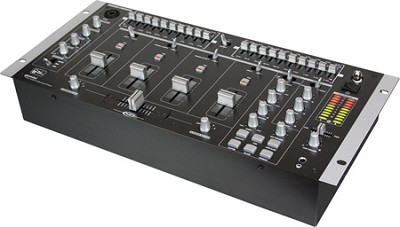 MM-2400 19` Professional 4-Channel Stereo Mixer