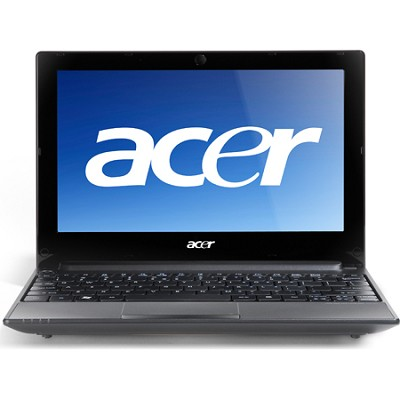 Aspire One 10.1` AOD255 Netbook Computer - Diamond Black (2981)