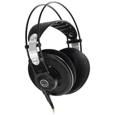 Q 701 Quincy Jones Signature Reference-Class Premium Headphones - Black