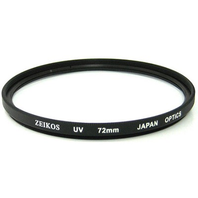 72mm UV Protective Filter