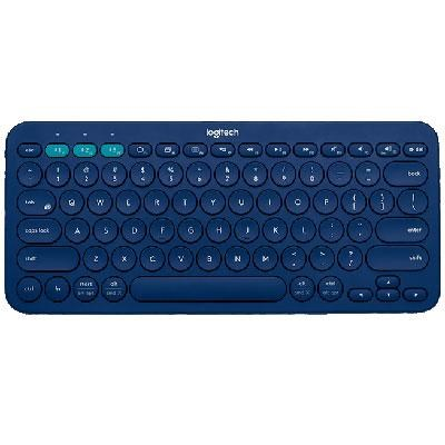 K380 Bluetooth Keyboard in Dark Blue - 920-007559