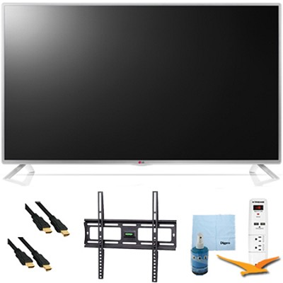 32-Inch 1080p 60Hz Smart Direct LED HDTV Plus Mount and Hook-Up Kit (32LB5800)