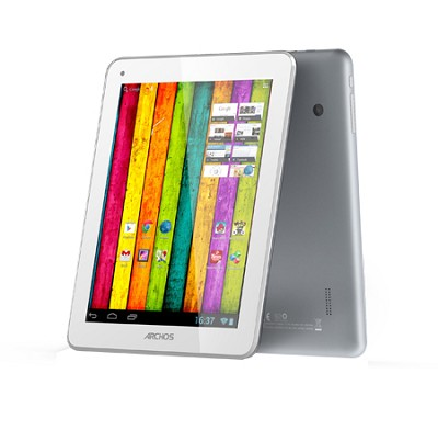 80 Titanium 8 GB 8` Internet Tablet with Android (White)