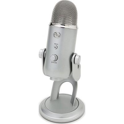 Yeti Ultimate USB Microphone Silver