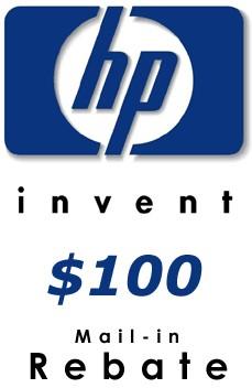 $100 Camera + HP Printer Bundle Rebate Coupon - thru July 29th 2006