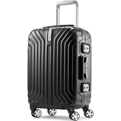 Tru-Frame Hard Shell Carry-On Matte Graphite 20` Spinner Suitcase