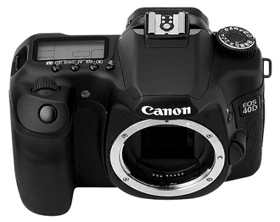 EOS 40D SLR Camera Body (Lens Not Included)